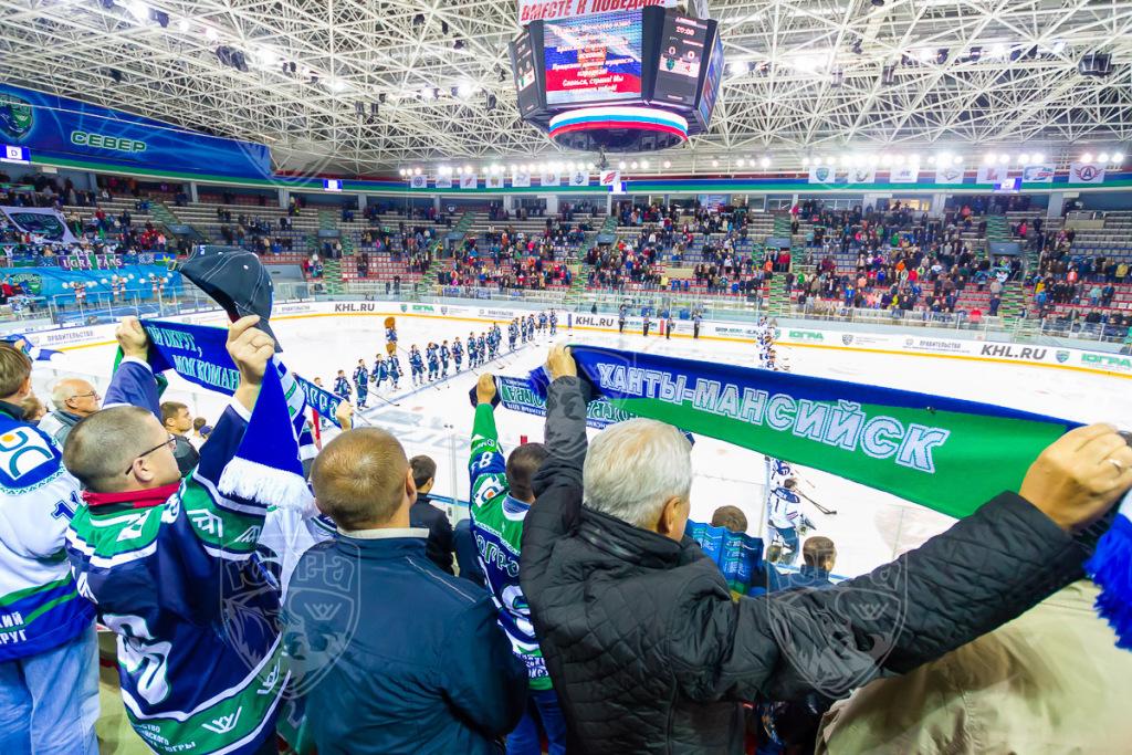 Вхоккейном клубе «Югра» сократили основного тренера после разгромного поражения команды
