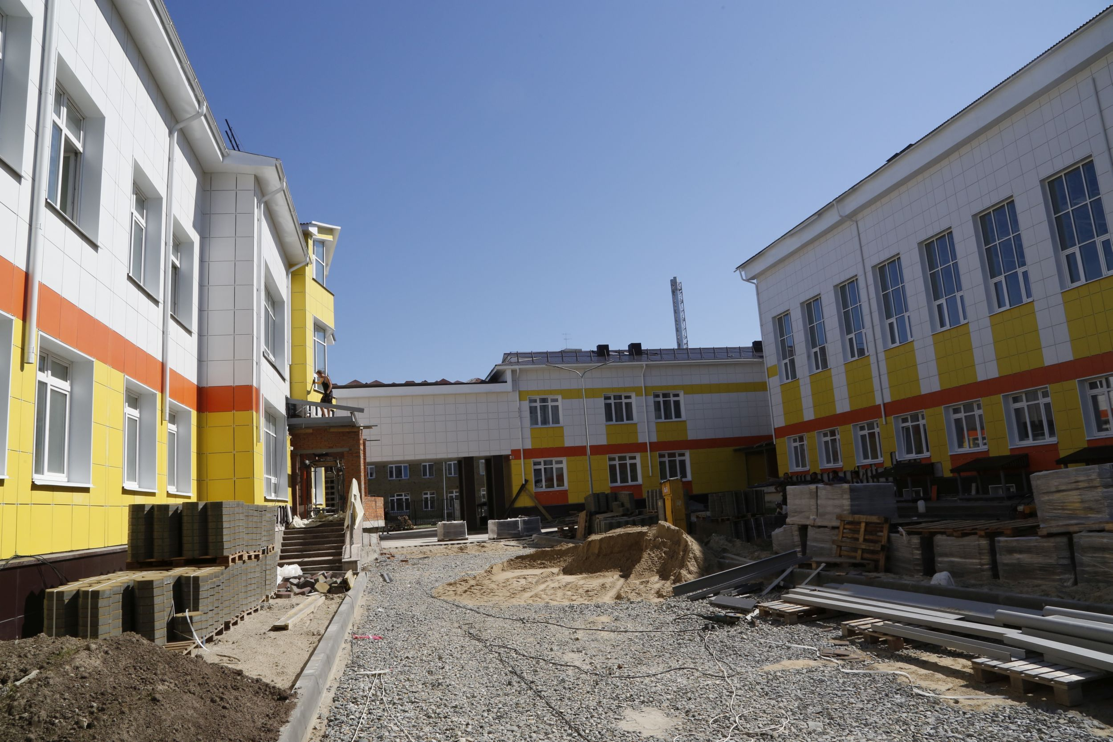 ВТюмени продолжат строительство школ идетских садов