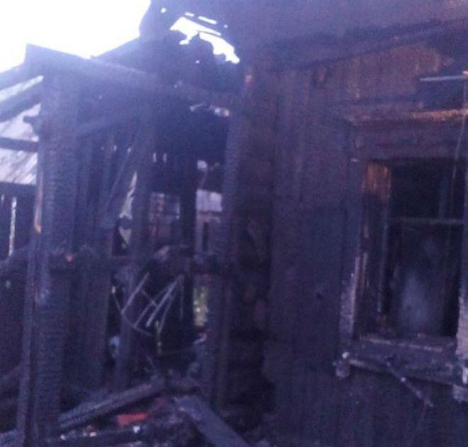 ВТюменской области семья изчетырёх человек погибла впожаре