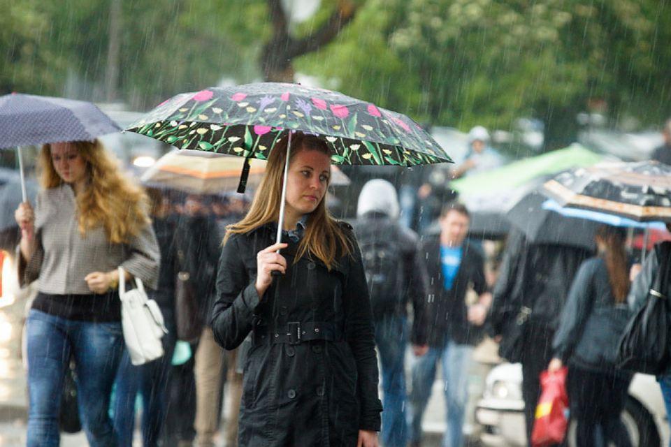Температура воздуха вМосковском регионе ввыходные будет выше нормы