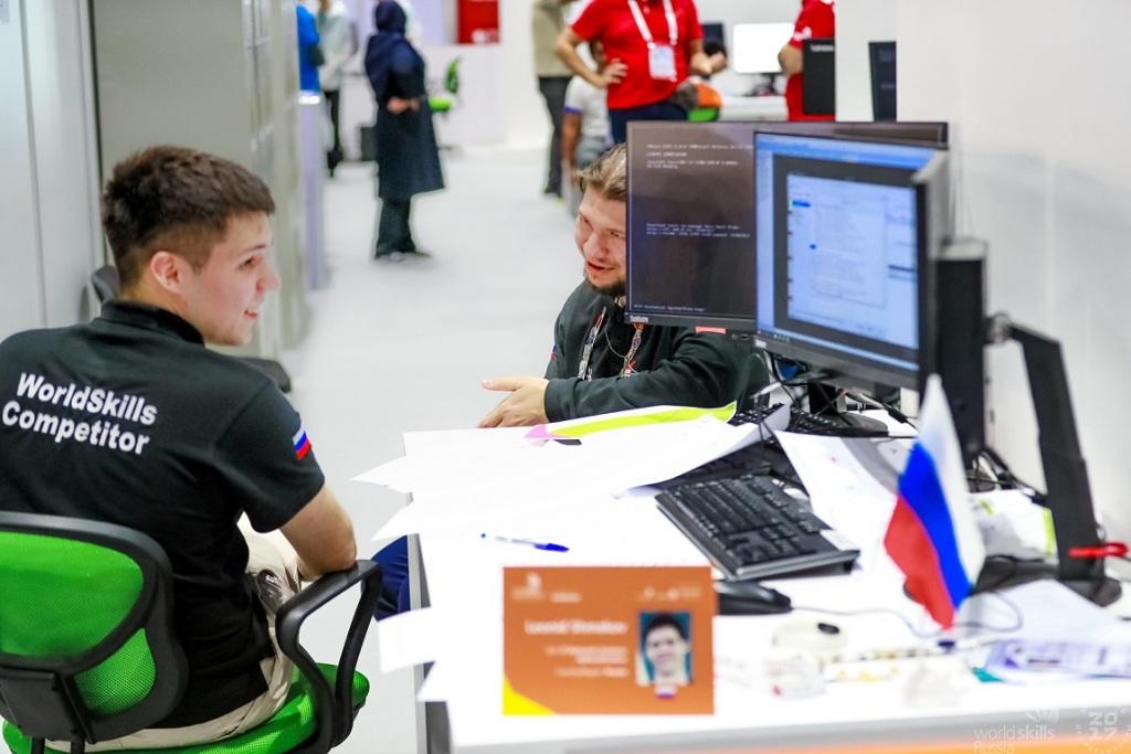 Ученик изИжевска победил начемпионате мира WorldSkills вАбу-Даби