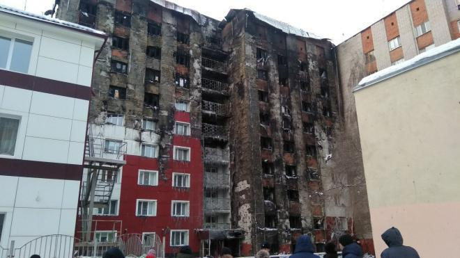 Из-за пожара наОлимпийской тюменские прокуроры проверят все здания собшивкой