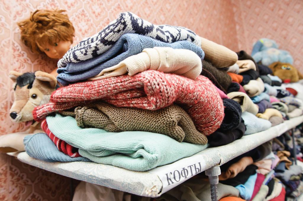 Сбор зимних вещей для малоимущих продолжается вТюмени