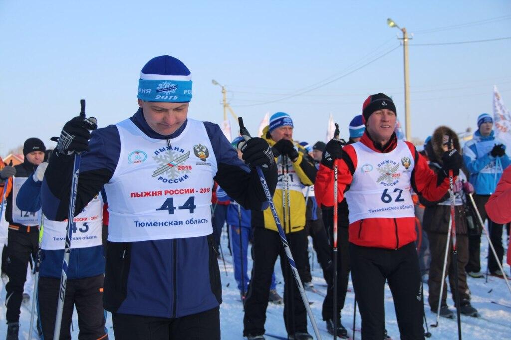 ВТюмени на«Лыжне России» разыграют 100 тыс. руб.