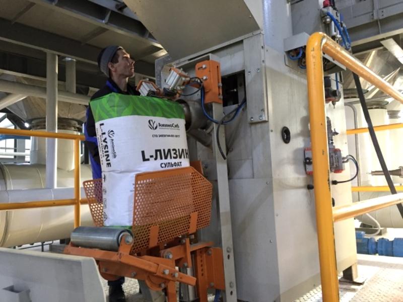 Готова кзапуску 3-я очередь тюменского завода глубокой переработки пшеницы