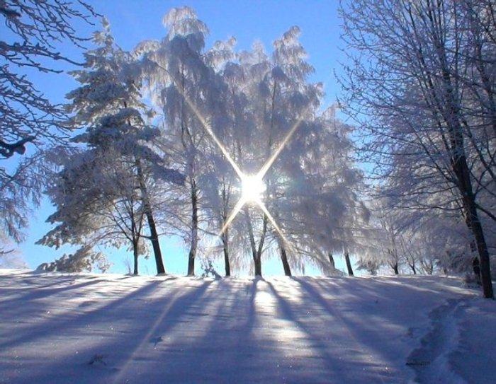 Похолодание придет в РФ наКрещение