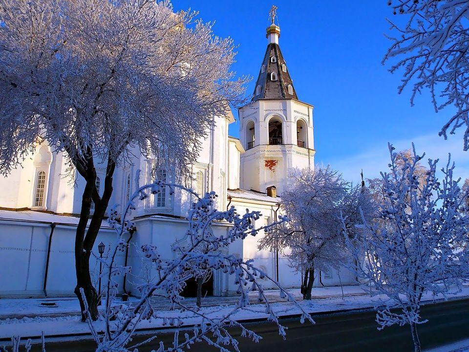 Погода наКрещение вТуле: серьезных морозов не предполагается