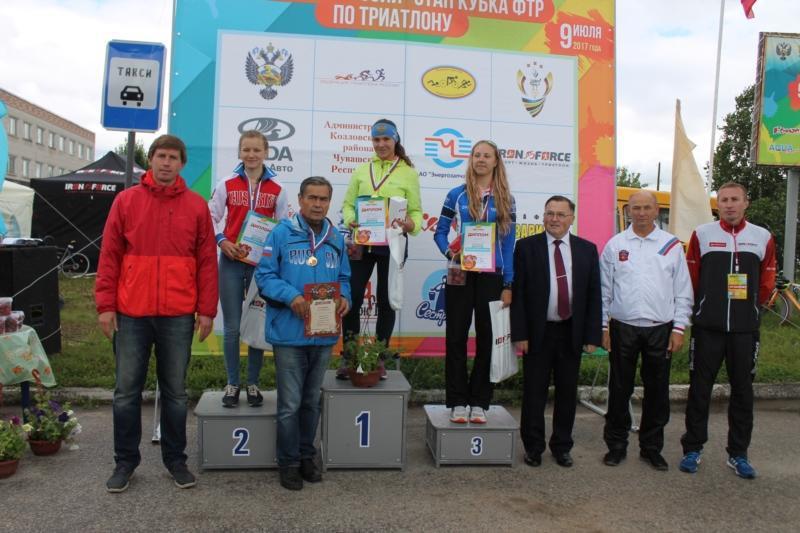 Этап Кубка РФ  потриатлону прошел вЯрославле