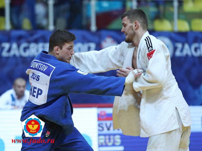Брянский спортсмен стал бронзовым призёром главенства мира подзюдо