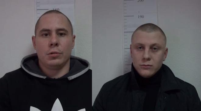 Граждане Екатеринбурга задержаны поподозрению ввооруженном ограблении вТюмени