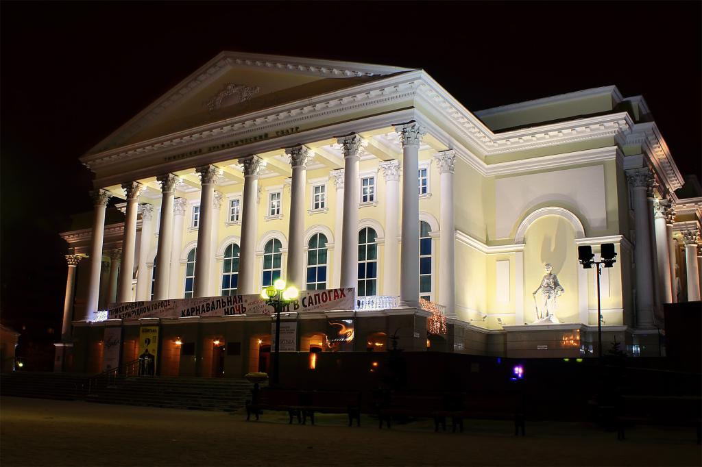 Как вТюмени, Тобольске иЗаводоуковске пройдёт «Ночь искусств»