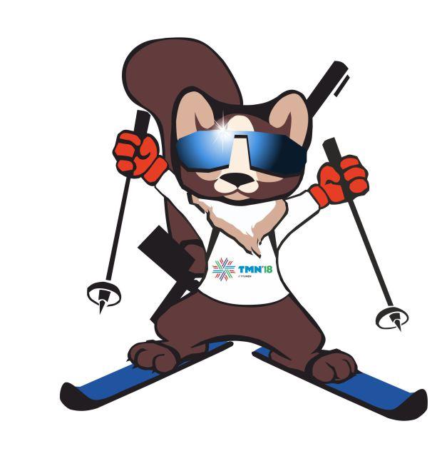 ВТюмени выбрали талисман этапа Кубка мира побиатлону
