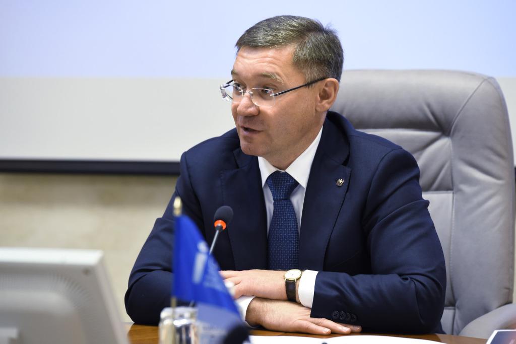 Владимир Якушев остается напосту губернатора Тюменской области