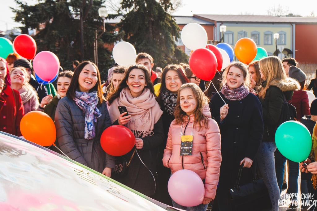 Победители фестиваля «Студенческая весна» поедут вСтаврополь