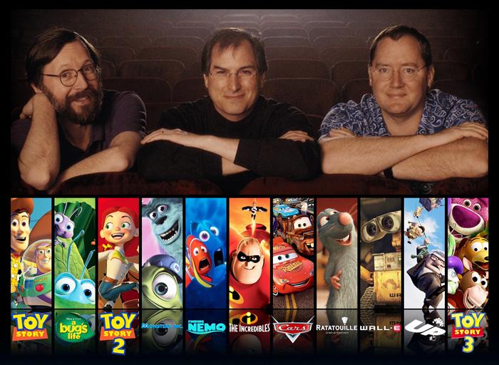Pixar показала связь между своими знаменитыми мультфильмами