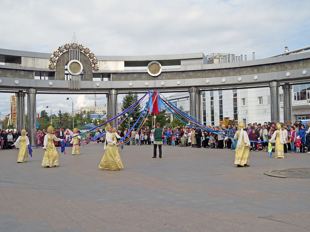 ВДень РФ вТюмени пройдет Парад дружбы народов
