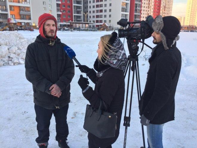 ВТюмени откроется 1-ый сноуборд-парк