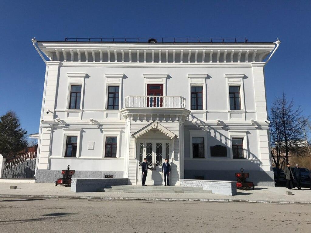 ВТобольске открыли музей семьи русского императора НиколаяII