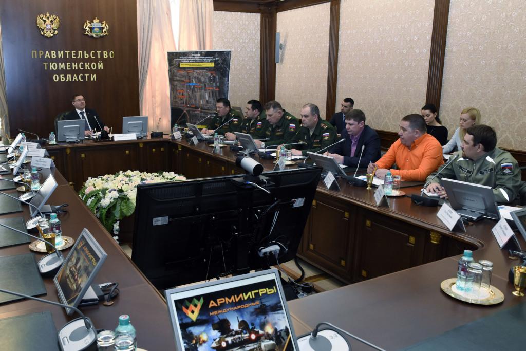 Неменее 3-х тыс. человек посетят Международные войсковые игры вТюмени