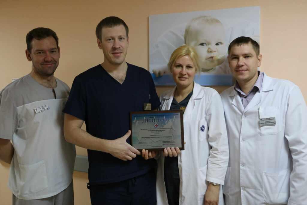 Росздрав наградил Тюменскую область заснижение младенческой премии