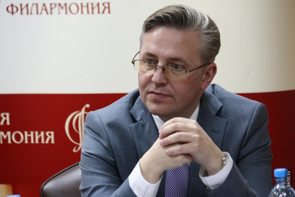 Тюменскую филармонию возглавил Андрей Чувашов