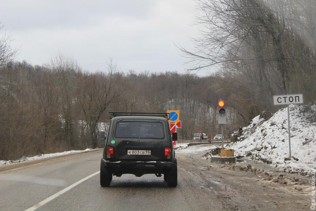 Дорогу Тюмень— Ханты-Мансийск временно перекроют