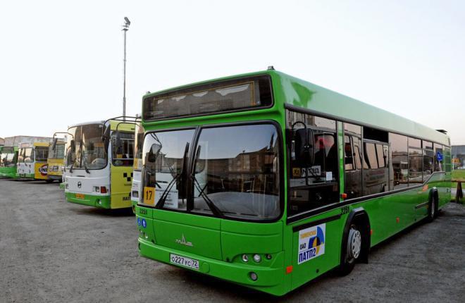 ВДень города центр Тюмени будет закрыт для транспорта
