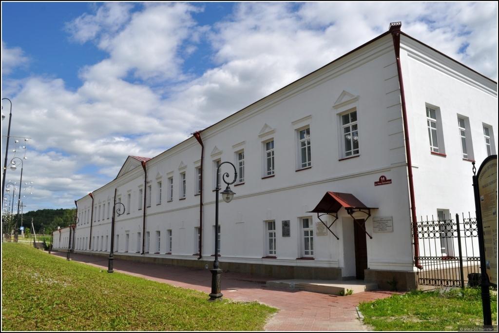 ВТобольске вмногоэтажном здании мужской гимназии откроют музей