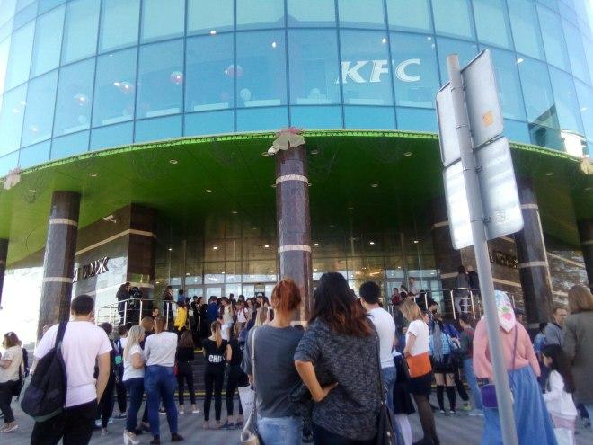 ВТюмени срочно эвакуируют людей в 6-ти торговых центрах