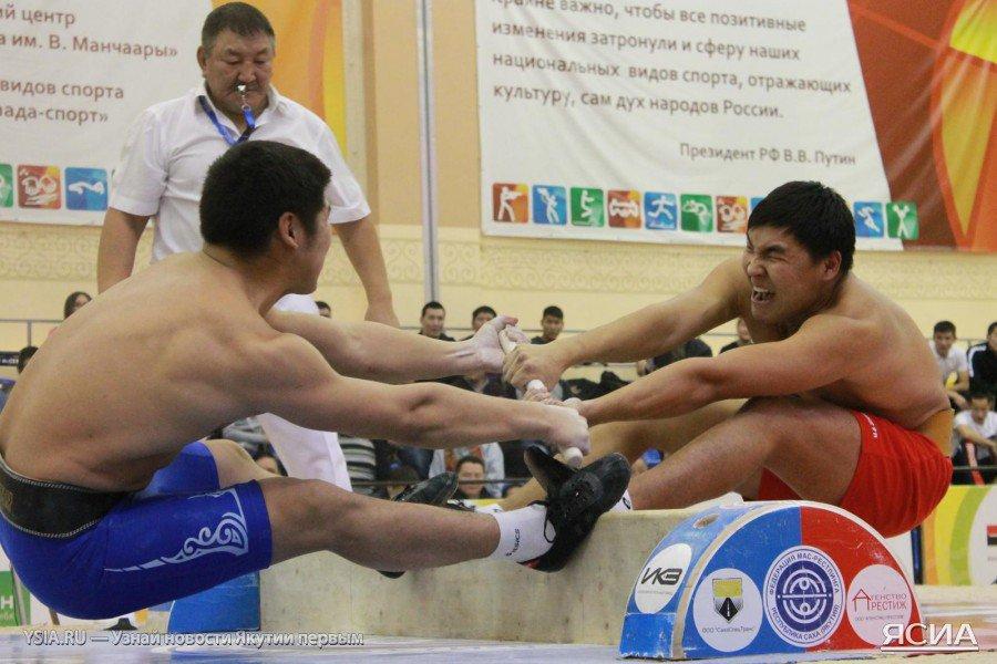 Сборная региона выступит навсероссийском фестивале национальных видов спорта