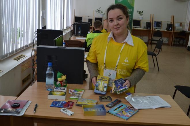 ВКирове проходит региональный этап государственного чемпионата «Абилимпикс»