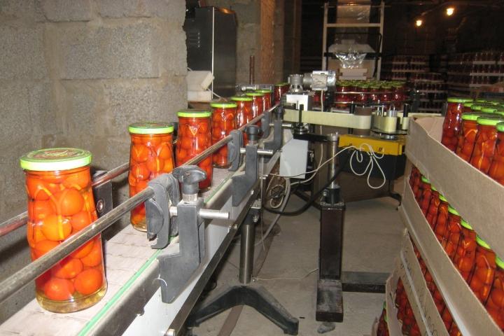 ВЯлуторовске фрукты иовощи будут консервировать в индустриальных масштабах