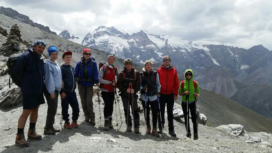 Альпинисты покорят Эльбрус вчесть юбилея Тюмени