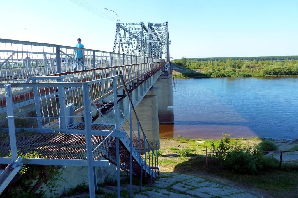 Реконструкция моста наМельникайте обойдется Тюмени практически  в4 млрд.  руб.