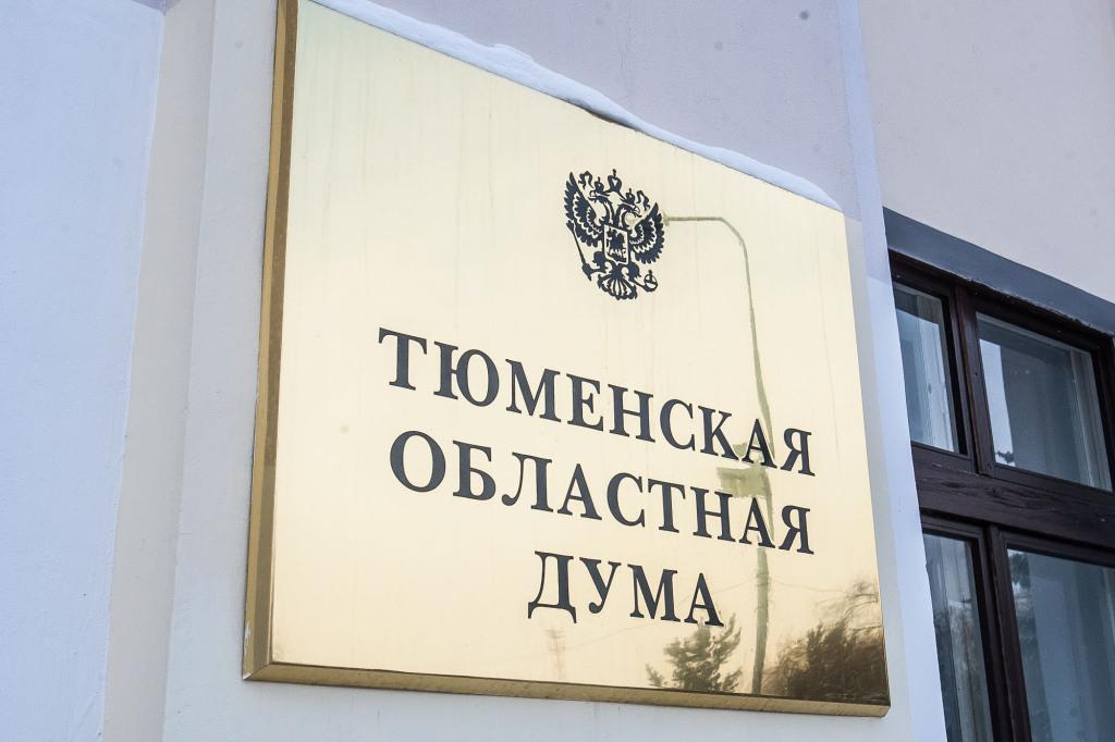 Тюменская молодежь знакомится сдепутатами областной думы