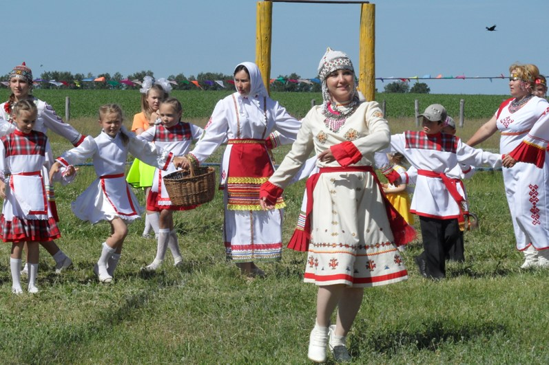 фото акатуй чувашский праздник