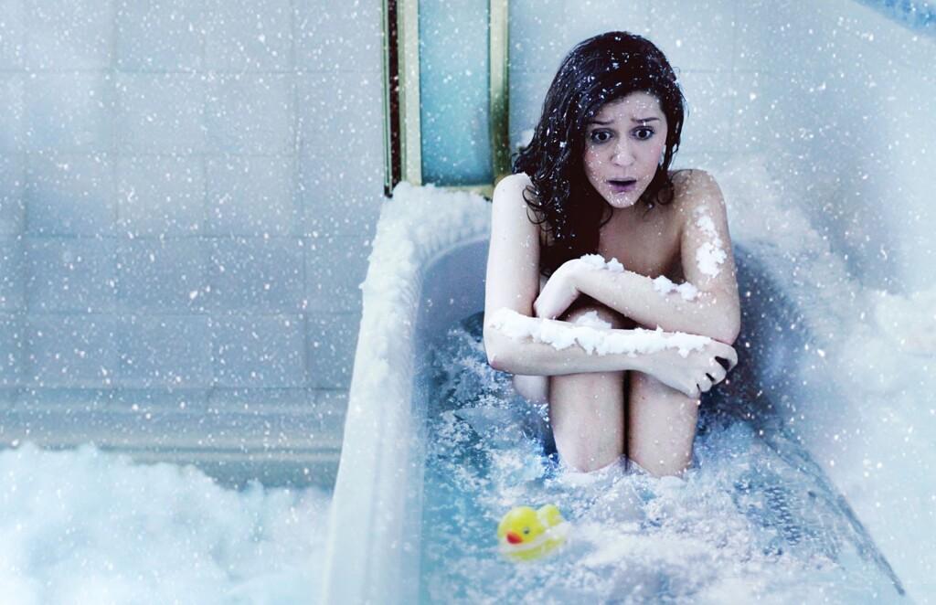 Роспотребнадзор предложил снизить температуру горячей воды вкране