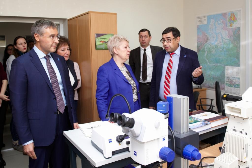 Васильева сказала овероятном создании новых опорных институтов