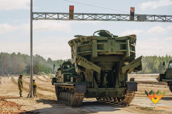 На интернациональных армейских играх вТюменской области одолела РФ