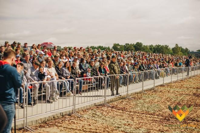 Жители России показали класс наБезопасном маршруте вАРМИ