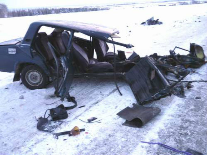 Шофёр ответит заДТП вТюменской области, где погибли три сестры
