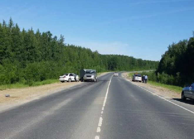 Трагедия на северной трассе: погибли три человека Сегодня в пять часов утра на 382-м километре...