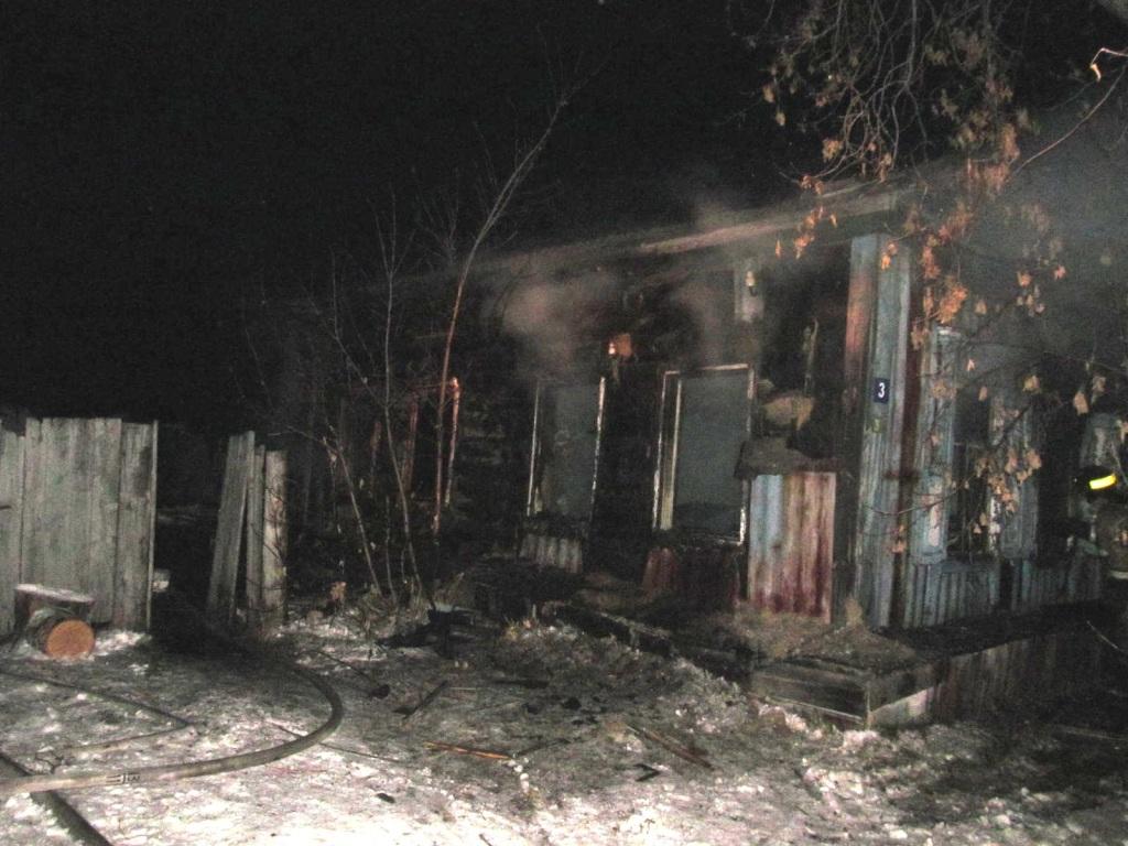 Гражданин Тюменской области осуждён заподжог дома, вкотором находились 4 человека