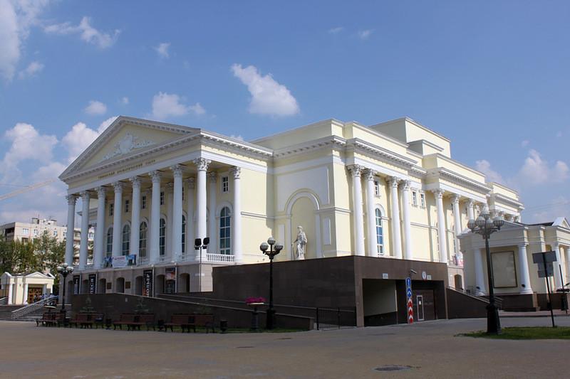 ВТюменском театре драмы шесть лет ищут основного режиссёра
