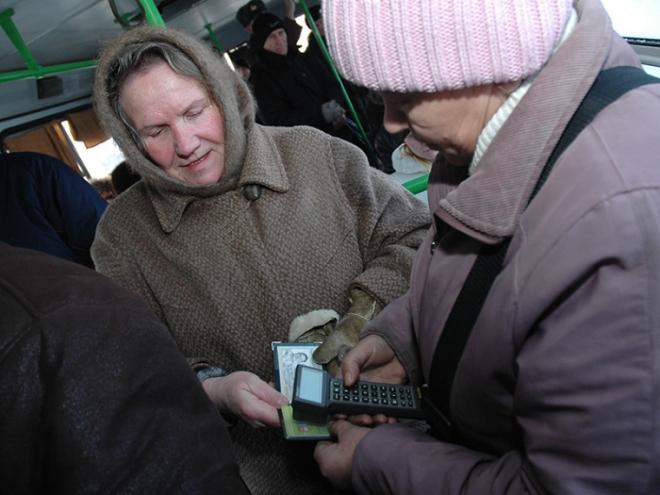 знает, Как получить проездной для пенсионеров в новосибирске еще надеялся