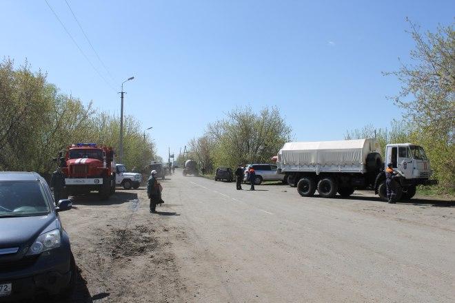 Новейшую волну паводка ожидают вТюменской области