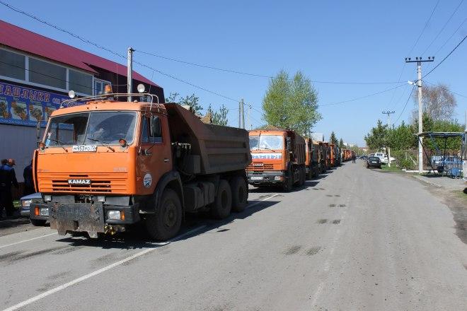 ВТюменской области ожидают вторую волну паводков