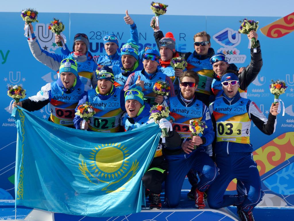 Валерий Гонтарь стал трехкратным призером глобальной зимней Универсиады