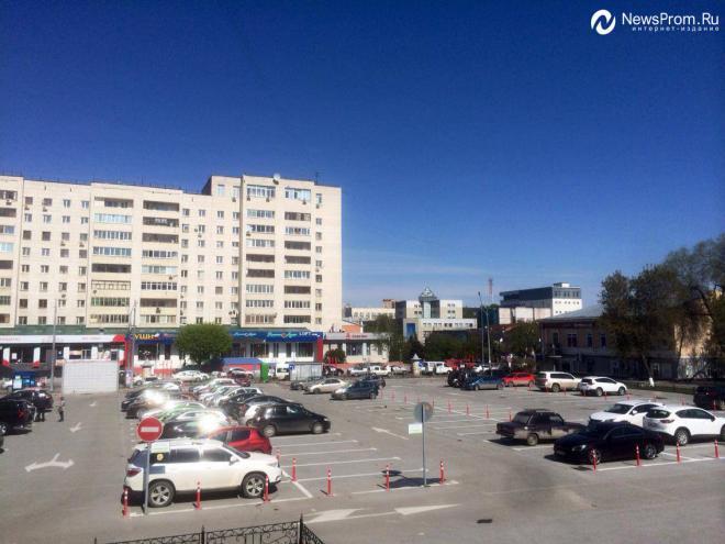 ВТюмени вырастет стоимость парковки