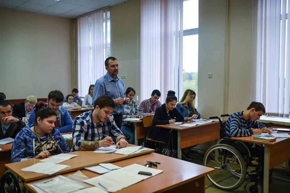 Тюменские школьники сОВЗ могут получить любую специальность